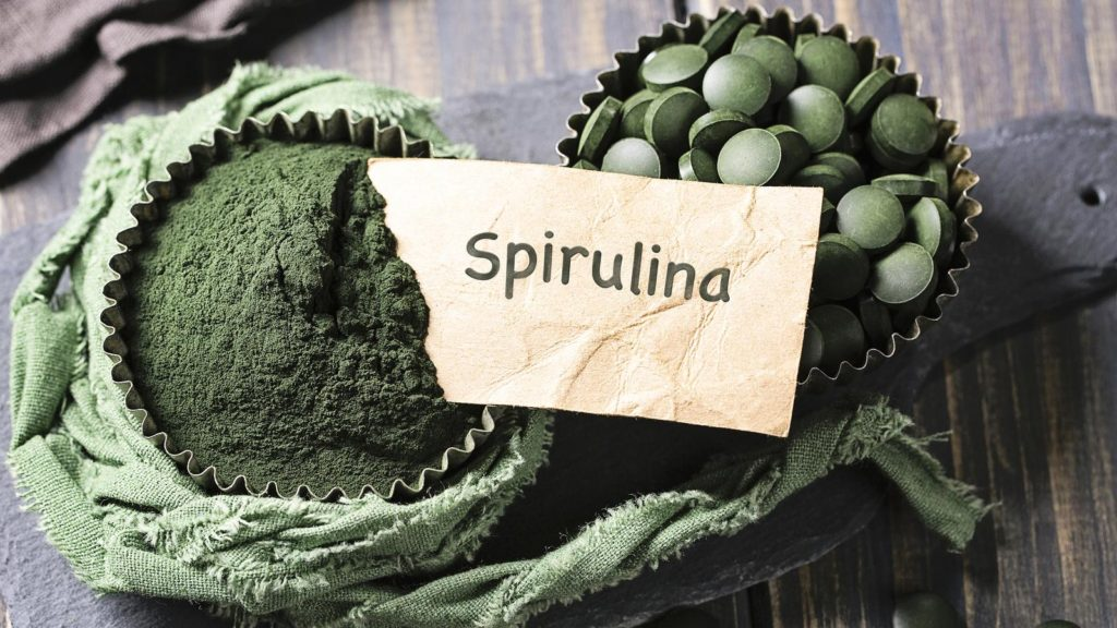 Alga Spirulina - Massimo Sacco -