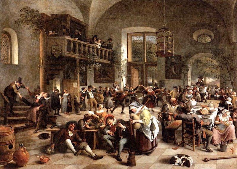 il primo ristorante